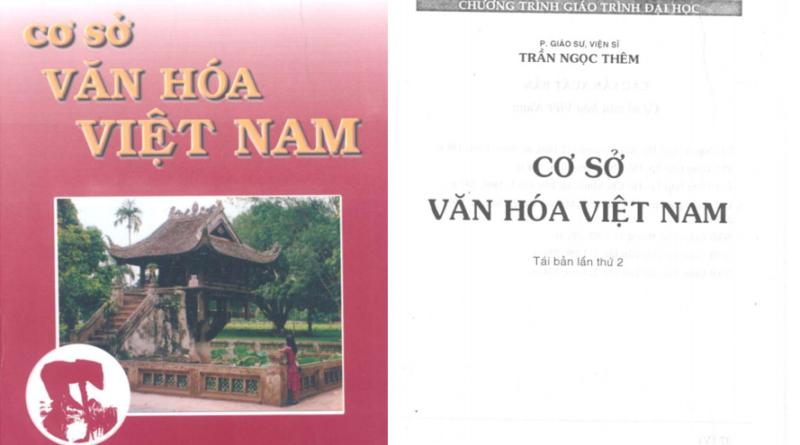 Cơ sở văn hóa Việt Nam Trần Ngọc Thêm PDF