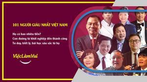 101 Người Giàu Nhất Việt Nam