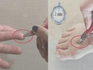 2 cách đơn giản để hạ huyết áp trong vòng 2 phút