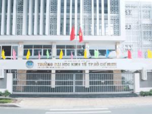 Đại học Kinh tế TPHCM (UEH) - Điểm chuẩn, học phí, ngành đào tạo
