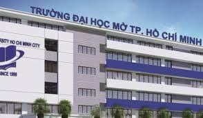Đại học Mở TPHCM - Điểm chuẩn, học phí, ngành đào tạo
