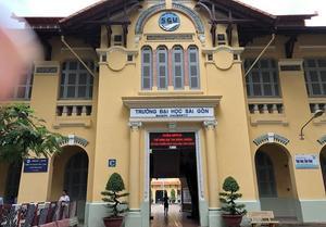 Đại học Sài Gòn - Điểm chuẩn, học phí, ngành đào tạo