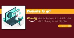 Website là gì? Có những loại trang web nào?