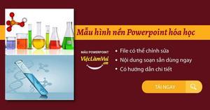 99+ Mẫu hình nền Powerpoint hóa học đẹp, chất lượng cao