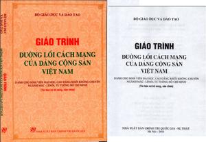 Giáo trình Đường lối cách mạng của Đảng Cộng sản Việt Nam PDF
