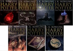 Harry Potter song ngữ Anh Việt trọn bộ PDF