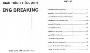 Tải Eng Breaking PDF full giáo trình miễn phí