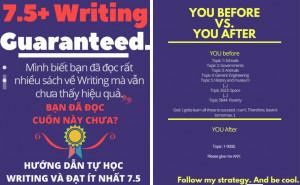 Tải 7.5 Writing GUARANTEED pdf Kiên Trần miễn phí