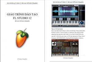 Giáo trình FL Studio 12 PDF