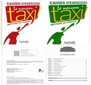 Trọn bộ Le Nouveau Taxi Cahier D'exercices Answers PDF