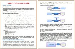 Tài liệu Entity Framework tiếng Việt PDF