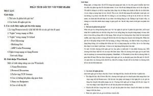Tài liệu hướng dẫn sử dụng WireShark PDF