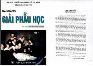 Tải Sách Giải phẫu học Nguyễn Quang Quyền PDF