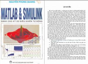 Giáo trình Matlab Simulink Nguyễn Phùng Quang PDF