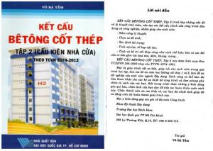 Giáo trình Bê tông cốt thép 2 Võ Bá Tầm PDF
