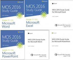 Tài liệu luyện thi MOS (Microsoft Office Specialist)