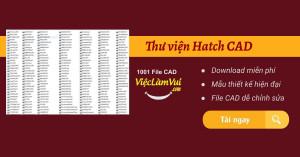 Thư viện Hatch CAD 4000+ mẫu Hatch các loại