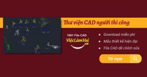 Thư viện CAD người thi công