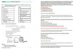 Bài tập kế toán tài chính 3 PDF