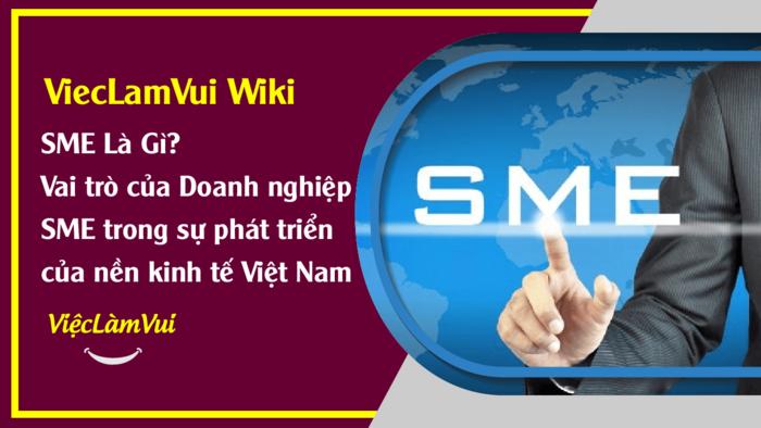 SME là gì - ViecLamVui Wiki