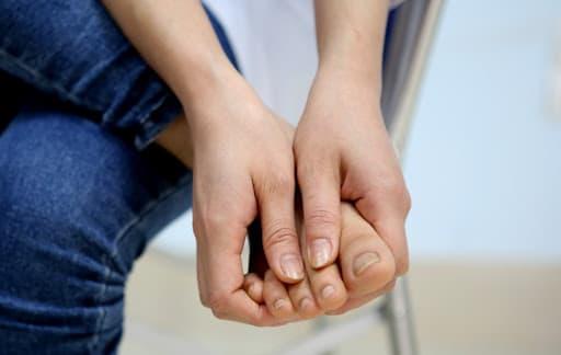 Bệnh từ chân mà ra