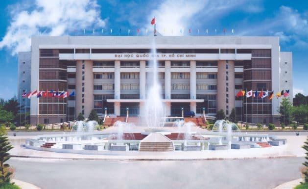 Các trường đại học ở TP HCM - ViecLamVui