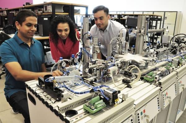 Việc làm ngành cơ điện tử - ViecLamVui