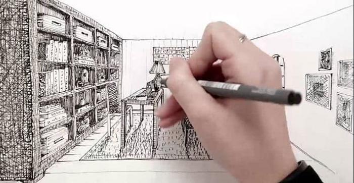 Ngành thiết kế nội thất thi khối nào - ViecLamVui
