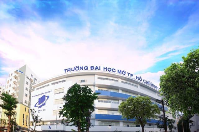 Đại học Mở TPHCM - ViecLamVui
