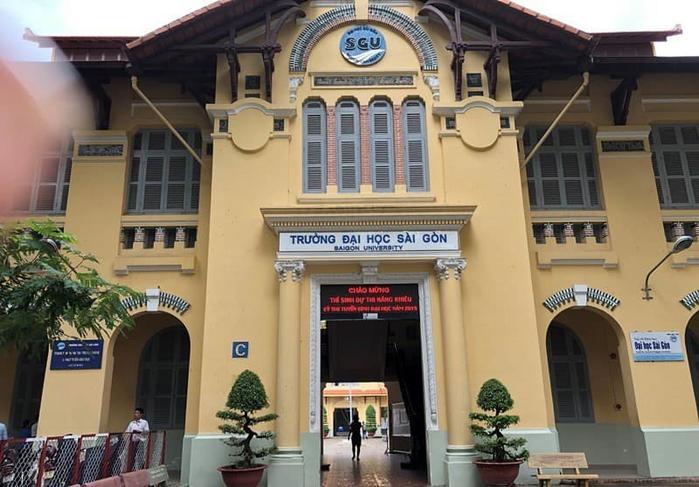 Đại học Sài Gòn - ViecLamVui