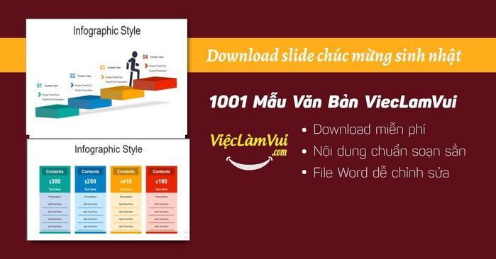 Download slide giới thiệu sản phẩm, mẫu PowerPoint chuyên nghiệp- Vieclamvui