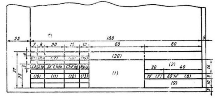 Mẫu khung tên bản vẽ autocad - ViecLamVui